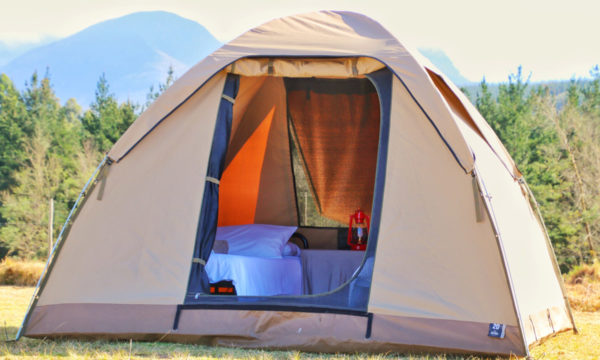 Tent Hotel