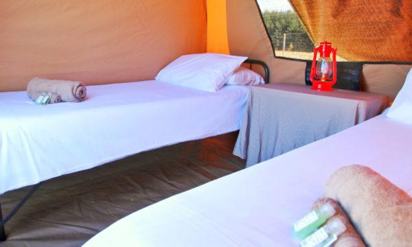 Tent Hotels